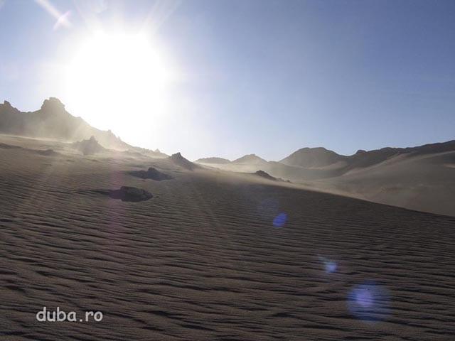 Valle de la Luna, in apropiere de San Pedro de Atacama