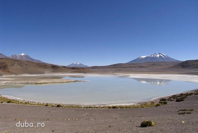 Laguna Hedionda - 4100m altitudine