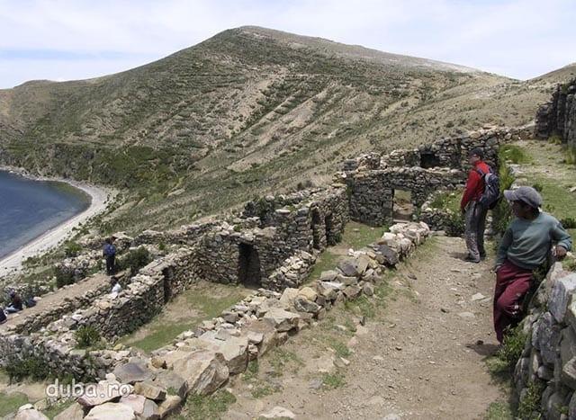 Isla del Sol, locul de nastere al lui Inca - Zeul Soare