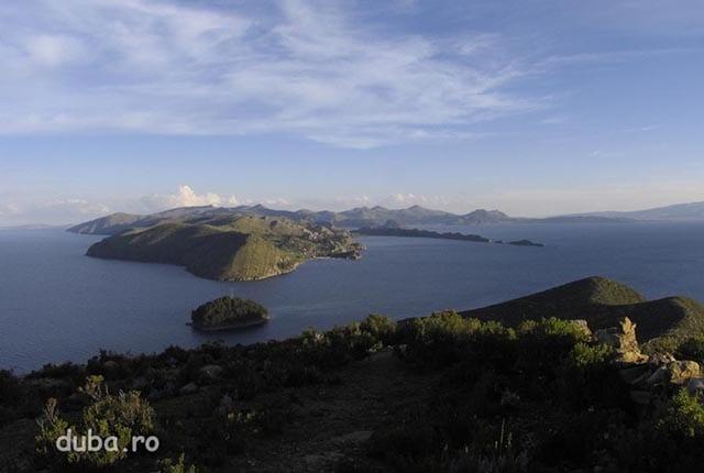 Titicaca de pe Isla del Sol