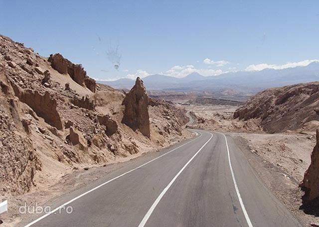 Spre San Pedro de Atacama