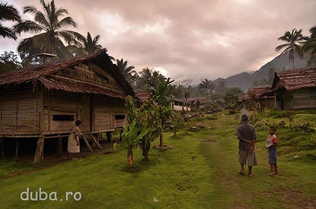 Kenike este al doilea sat ca marime dintre satele din P.N. Manusela. E situat la poalele varfului Binaya, pe partea lui nordica. Majoritatea celor care urca pe Vf. Binaya (adica 2-5 grupuri pe an) trec pe aici si-si iau ghizi si eventual porteri dintre localnici.